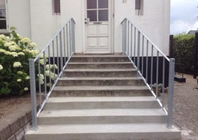 trappe gelænder 1