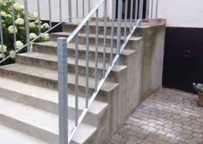 trappe gelænder